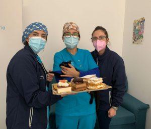 Equipo profesional veterinario en Clínica Veterinaria San José en Lorca, Murcia