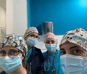 Equipo veterinario en Clínica Veterinaria San José en Lorca, Murcia